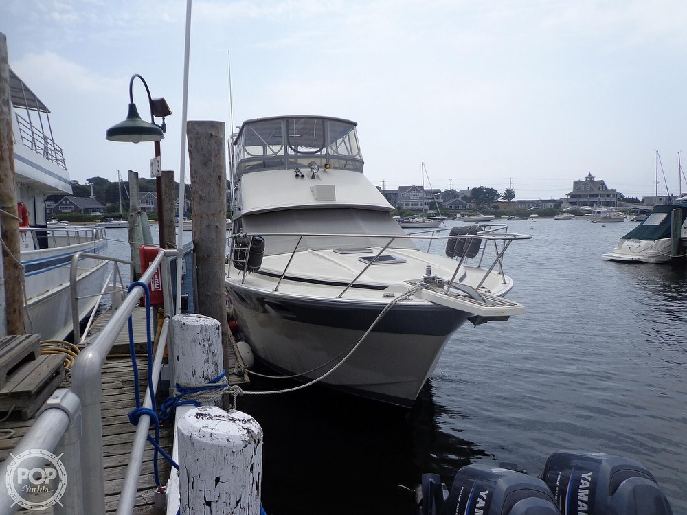 1987 Silverton boat for sale, model of the boat is 39 Convertible & Image # 2 of 40