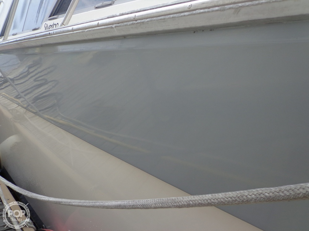 1987 Silverton boat for sale, model of the boat is 39 Convertible & Image # 13 of 40