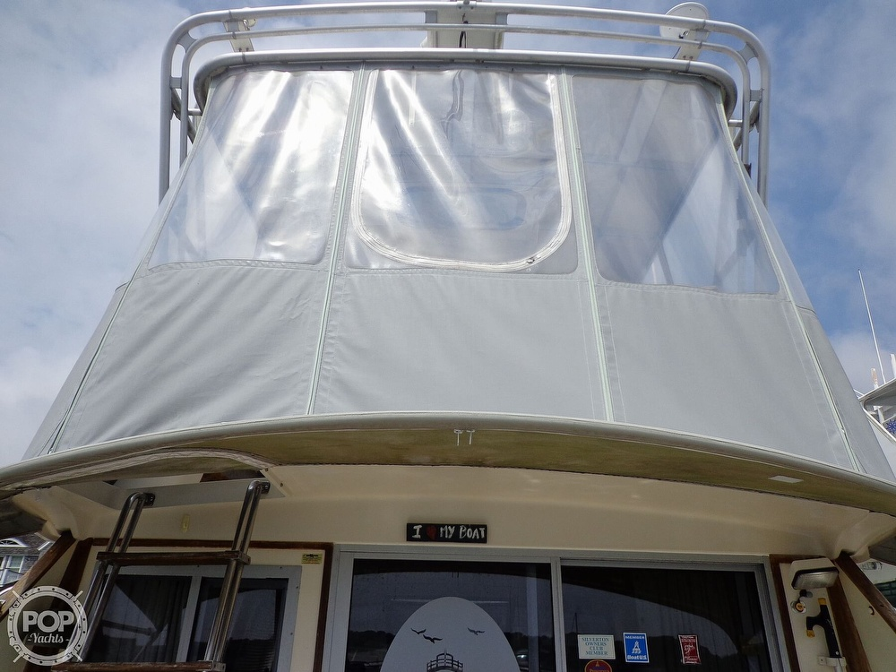 1987 Silverton boat for sale, model of the boat is 39 Convertible & Image # 20 of 40