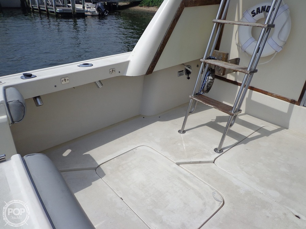 1987 Silverton boat for sale, model of the boat is 39 Convertible & Image # 22 of 40