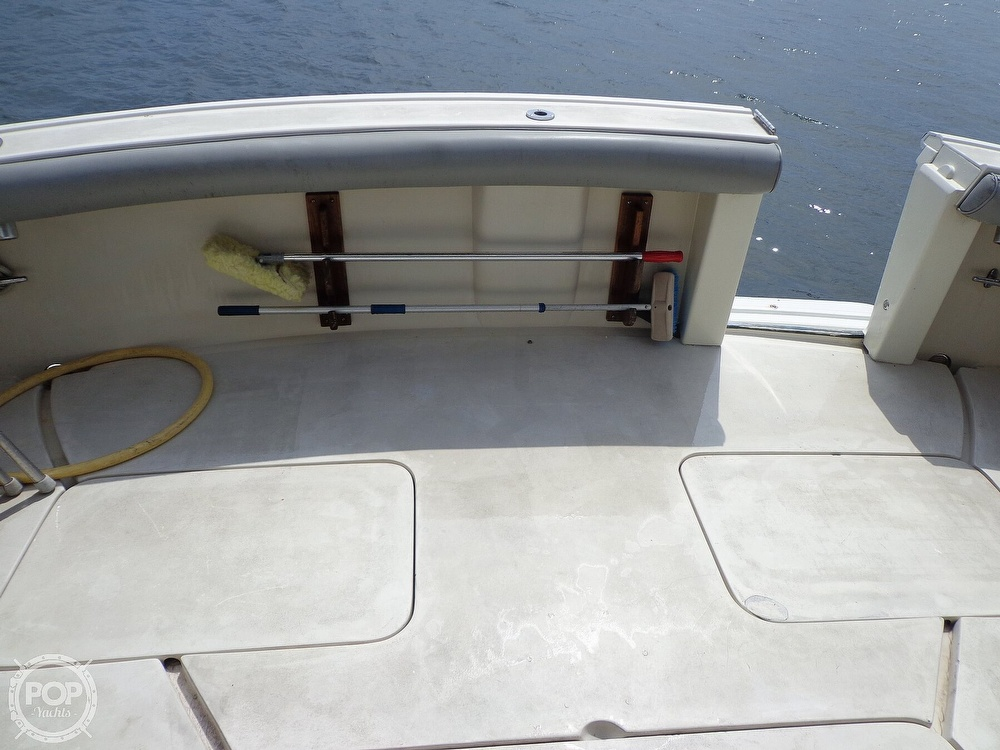1987 Silverton boat for sale, model of the boat is 39 Convertible & Image # 24 of 40
