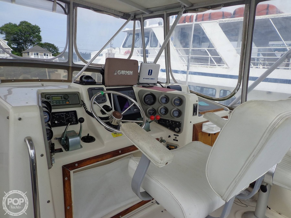 1987 Silverton boat for sale, model of the boat is 39 Convertible & Image # 28 of 40