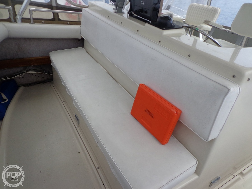 1987 Silverton boat for sale, model of the boat is 39 Convertible & Image # 30 of 40