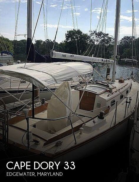 Used CAPE DORY Boats For Sale by owner | 1980 Cape Dory 33