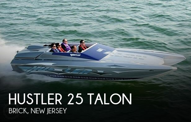 Used Hustler Boats For Sale by owner | 2007 Hustler 25 Talon