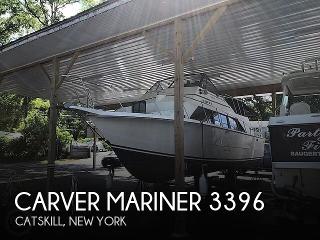 Used Carver 396 Boats For Sale by owner | 1982 Carver Mariner 3396