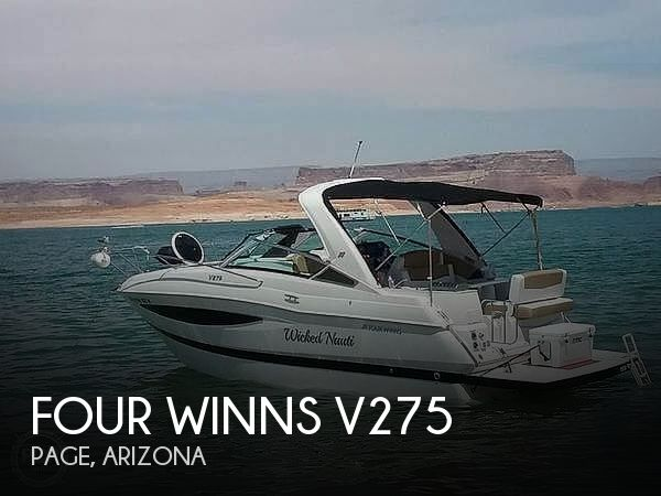 Used Boats For Sale in Arizona by owner | 2015 Four Winns v275