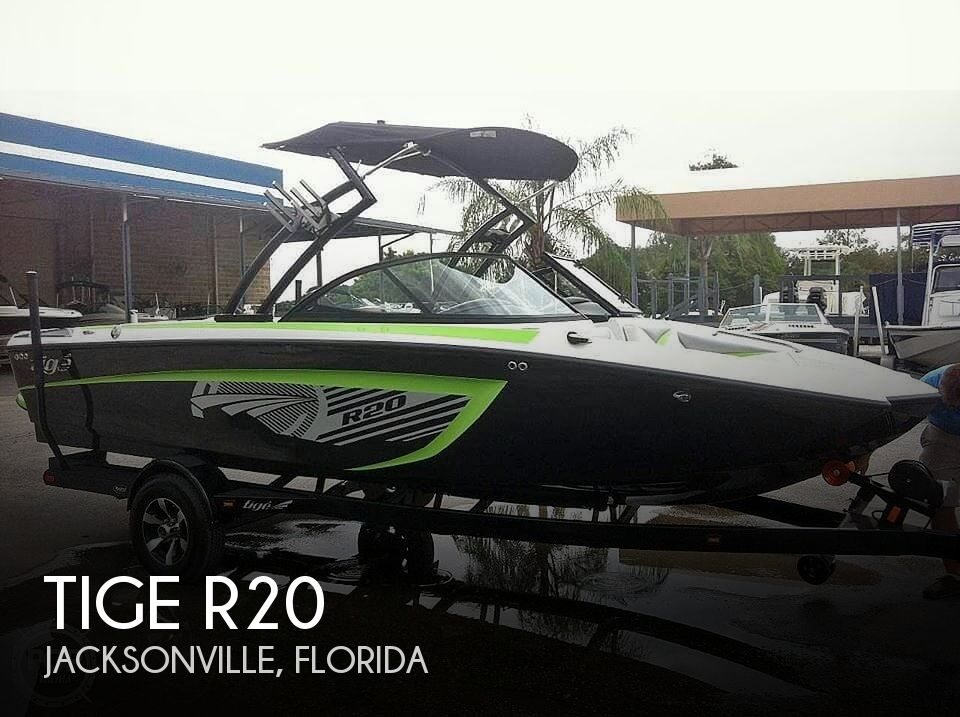 Used Tige Boats For Sale by owner | 2012 Tige R20