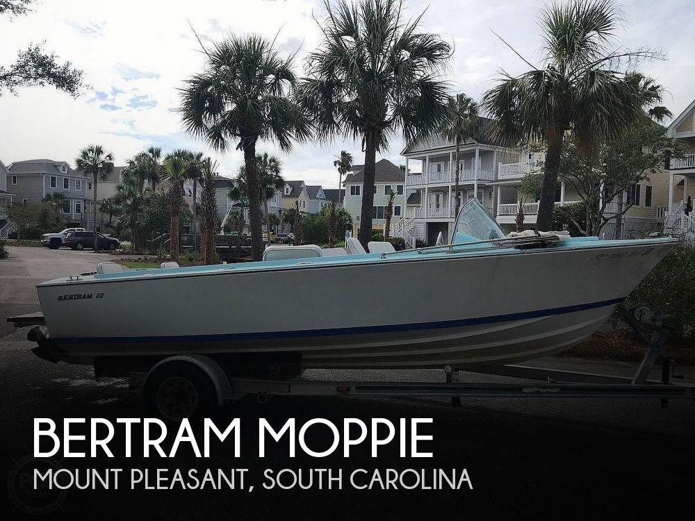 1965 BERTRAM MOPPIE for sale