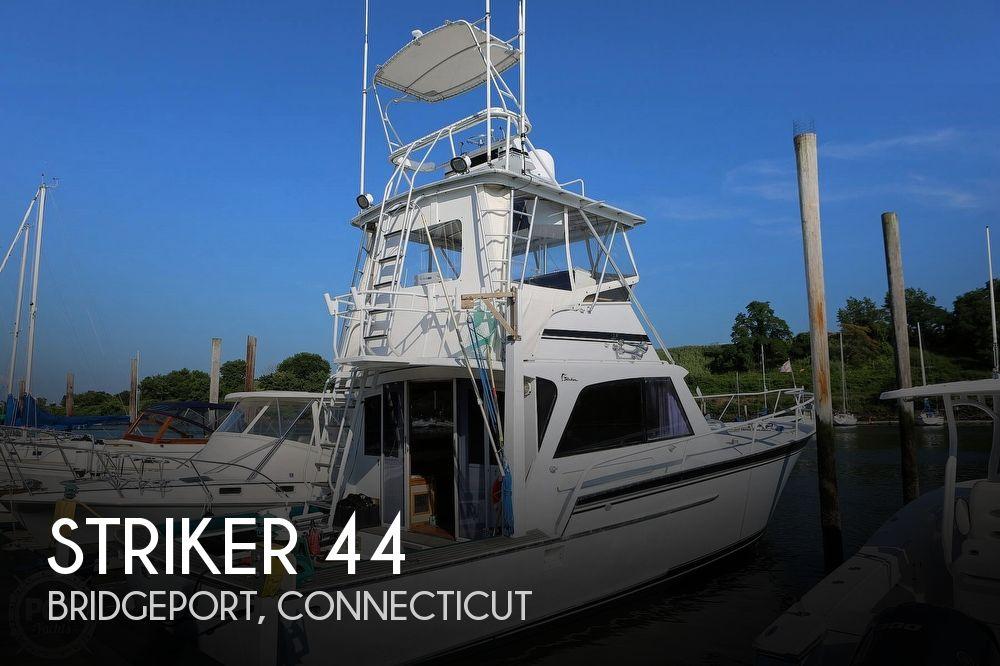 Used Striker Boats For Sale by owner | 1975 Striker 44