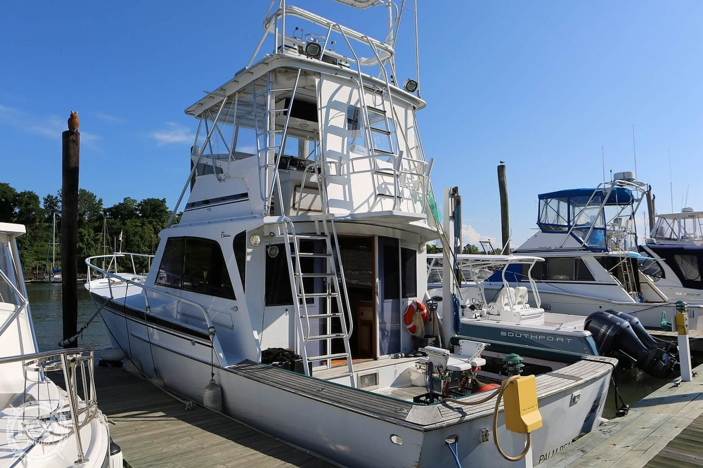 1975 Striker boat for sale, model of the boat is 44 & Image # 28 of 30