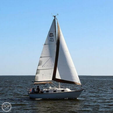 Cape Dory 25D, 25, for sale - $15,250