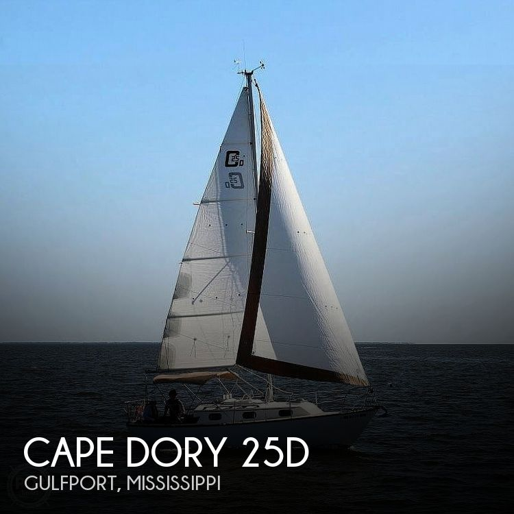 Used CAPE DORY Boats For Sale by owner | 1982 Cape Dory 25D
