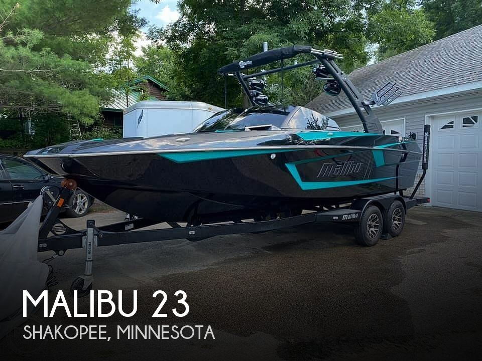 Used MALIBU Boats For Sale by owner | 2020 Malibu 23