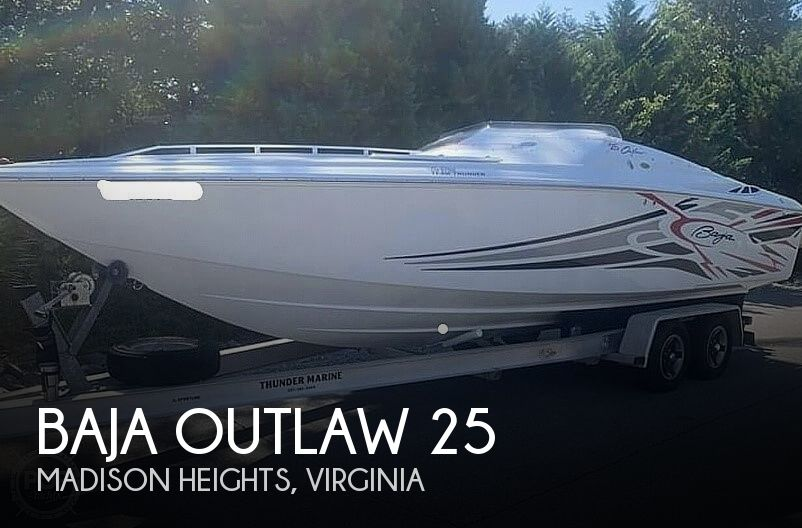 2005 BAJA OUTLAW 25 for sale
