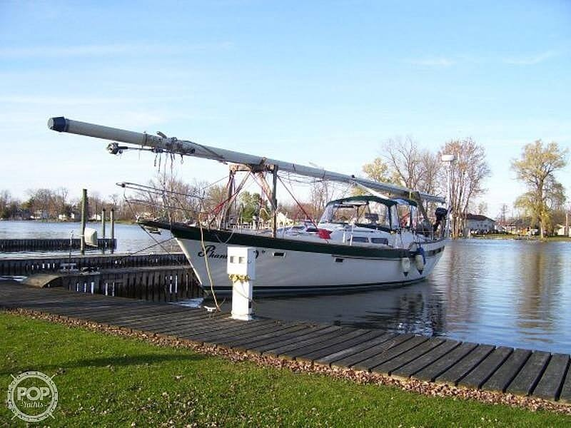 1987 Irwin boat for sale, model of the boat is 43-CC MK III & Image # 4 of 40