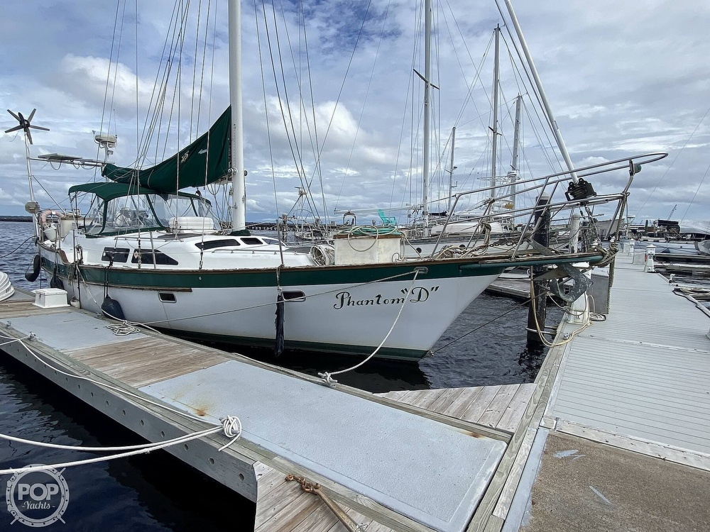 1987 Irwin boat for sale, model of the boat is 43-CC MK III & Image # 30 of 40