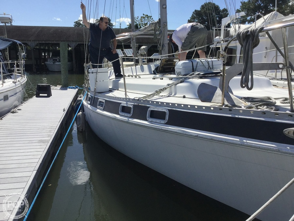 1980 Morgan boat for sale, model of the boat is Out Island 415 & Image # 2 of 40