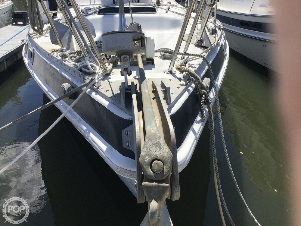 1980 Morgan boat for sale, model of the boat is Out Island 415 & Image # 3 of 40