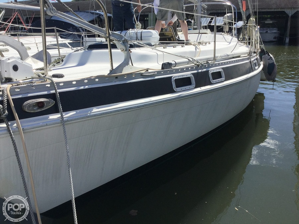 1980 Morgan boat for sale, model of the boat is Out Island 415 & Image # 6 of 40
