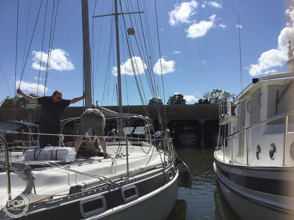 1980 Morgan boat for sale, model of the boat is Out Island 415 & Image # 11 of 40