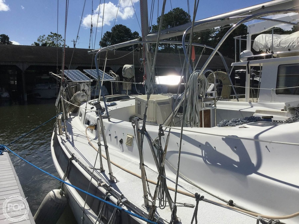 1980 Morgan boat for sale, model of the boat is Out Island 415 & Image # 17 of 40