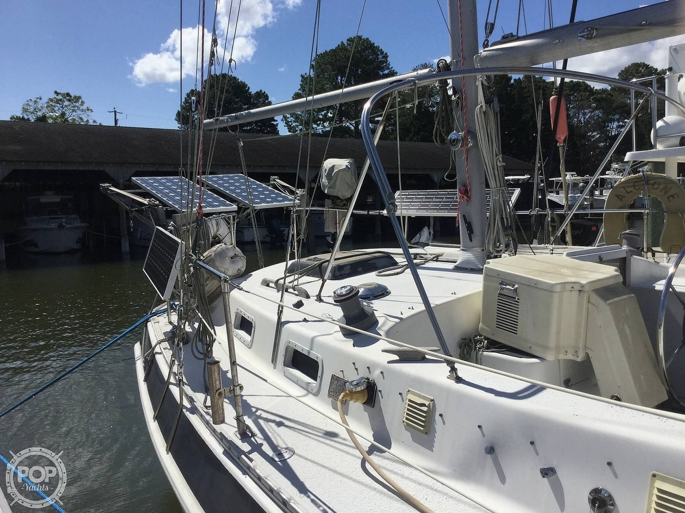 1980 Morgan boat for sale, model of the boat is Out Island 415 & Image # 18 of 40