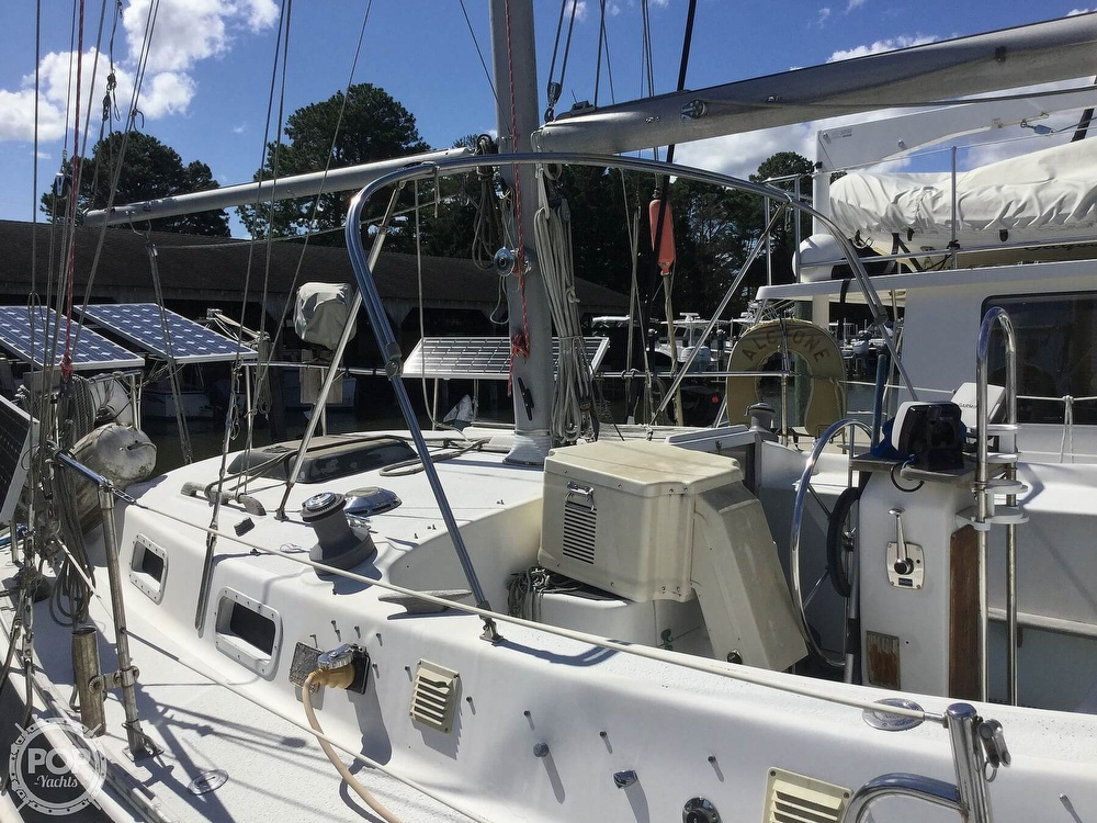1980 Morgan boat for sale, model of the boat is Out Island 415 & Image # 19 of 40