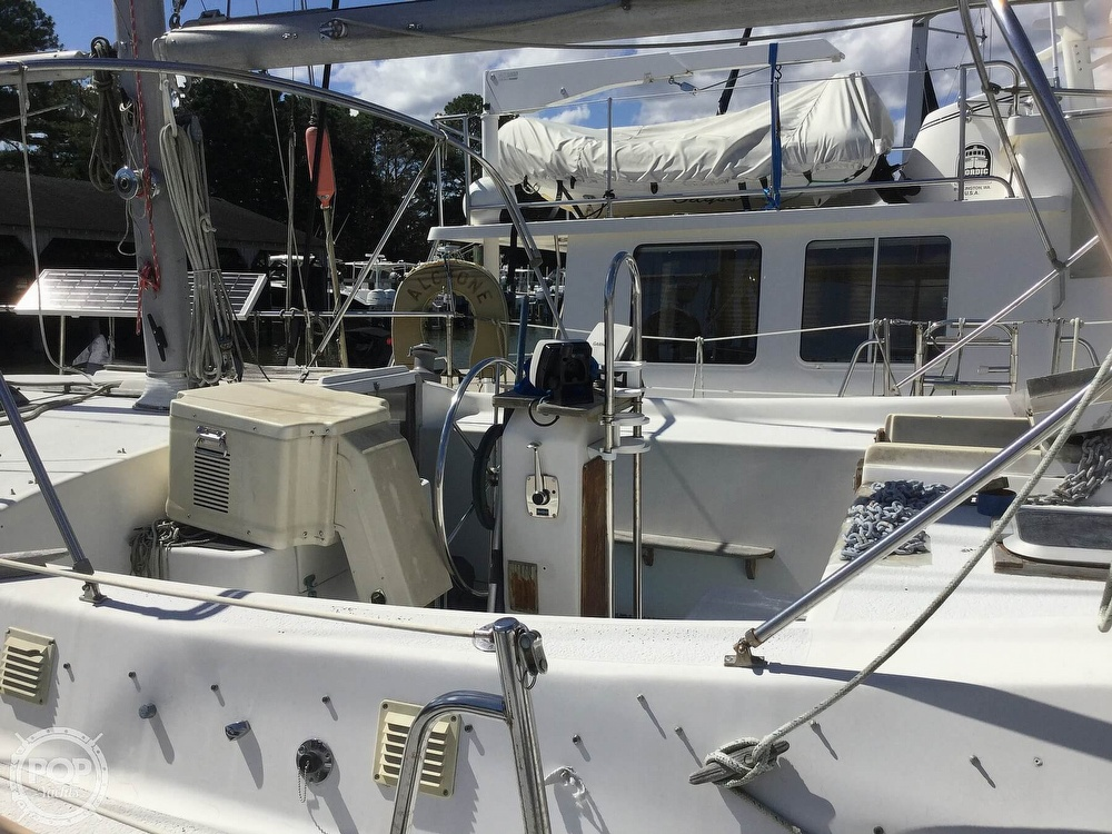 1980 Morgan boat for sale, model of the boat is Out Island 415 & Image # 20 of 40