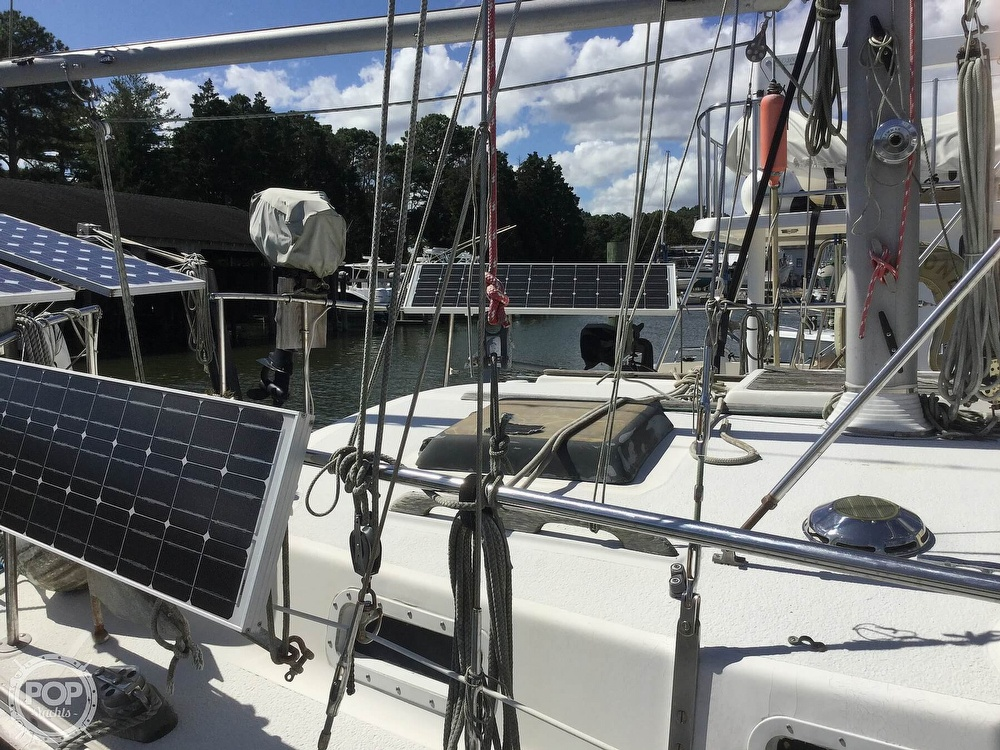 1980 Morgan boat for sale, model of the boat is Out Island 415 & Image # 22 of 40