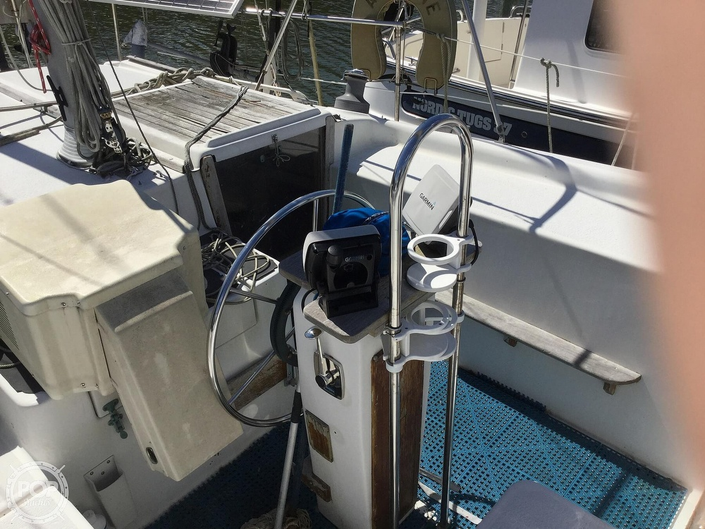 1980 Morgan boat for sale, model of the boat is Out Island 415 & Image # 23 of 40