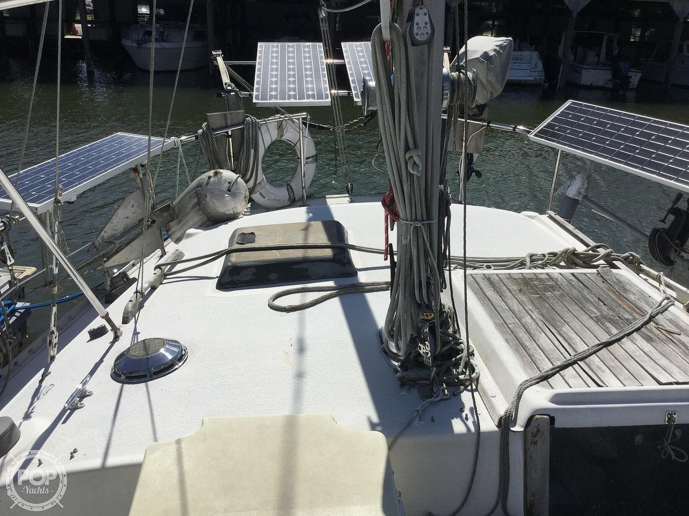 1980 Morgan boat for sale, model of the boat is Out Island 415 & Image # 26 of 40