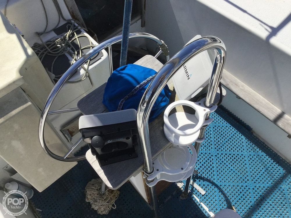 1980 Morgan boat for sale, model of the boat is Out Island 415 & Image # 29 of 40