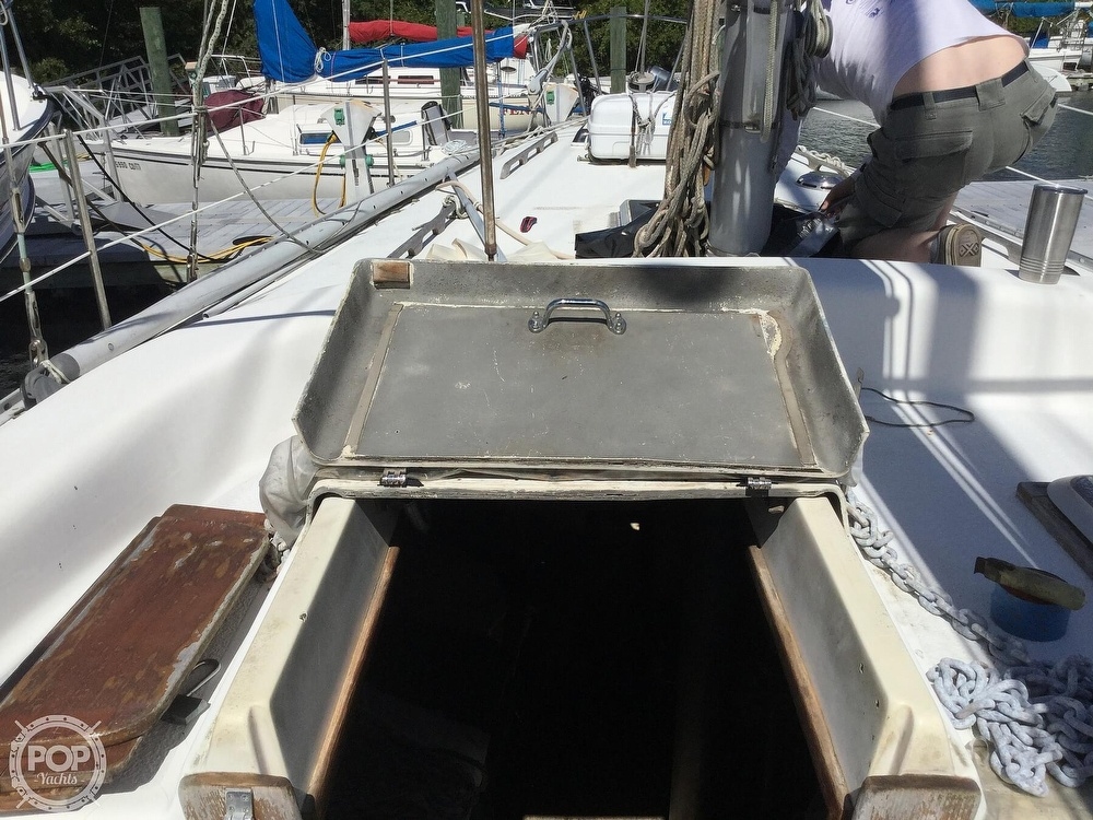 1980 Morgan boat for sale, model of the boat is Out Island 415 & Image # 36 of 40