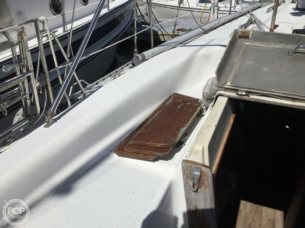1980 Morgan boat for sale, model of the boat is Out Island 415 & Image # 38 of 40