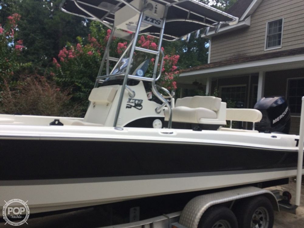 2009 Triton boat for sale, model of the boat is 240 LTS PRO & Image # 14 of 40