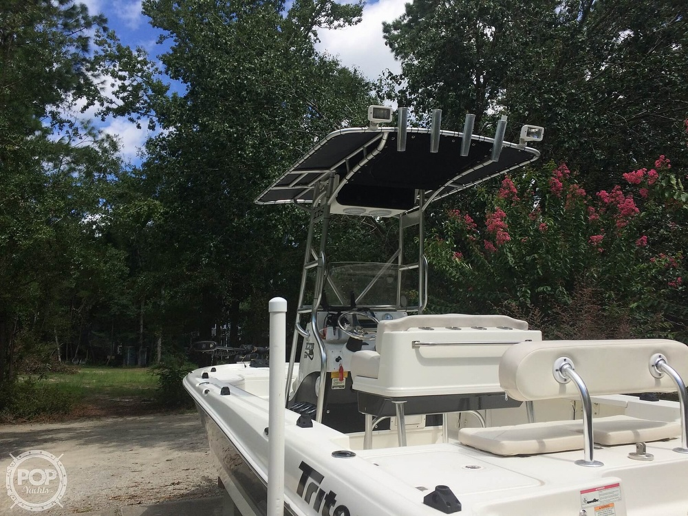 2009 Triton boat for sale, model of the boat is 240 LTS PRO & Image # 19 of 40