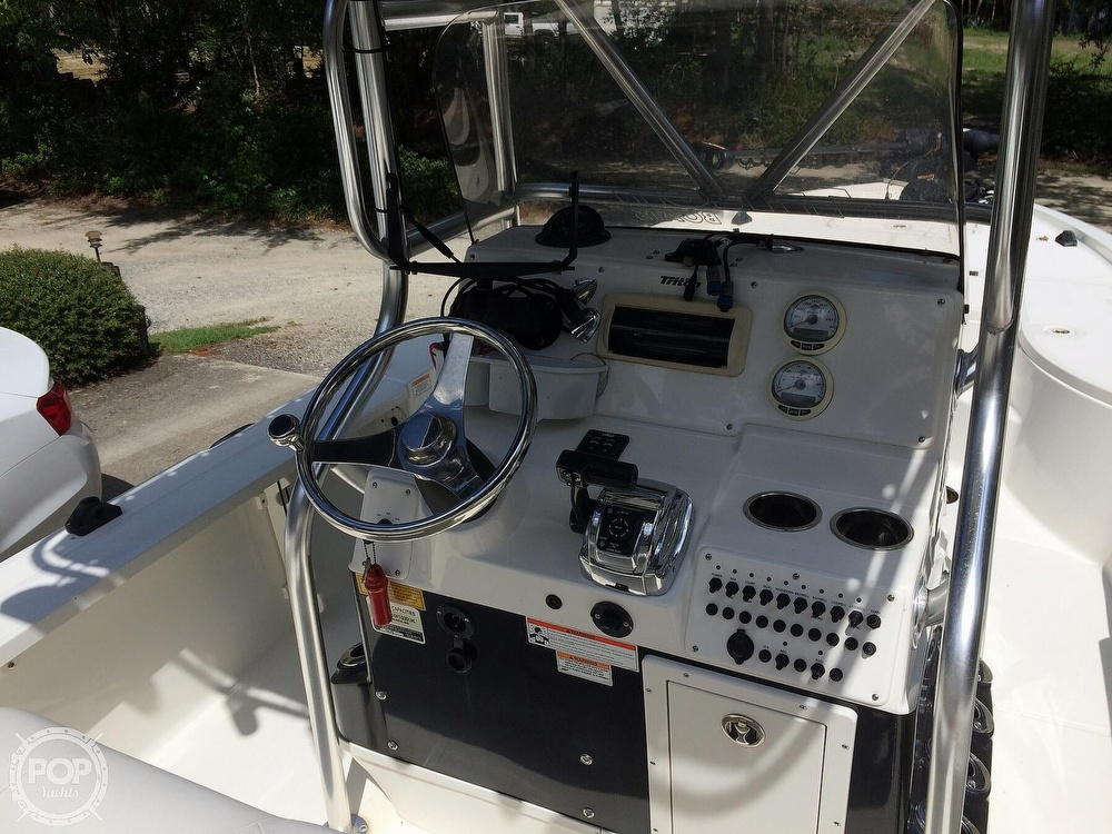 2009 Triton boat for sale, model of the boat is 240 LTS PRO & Image # 22 of 40