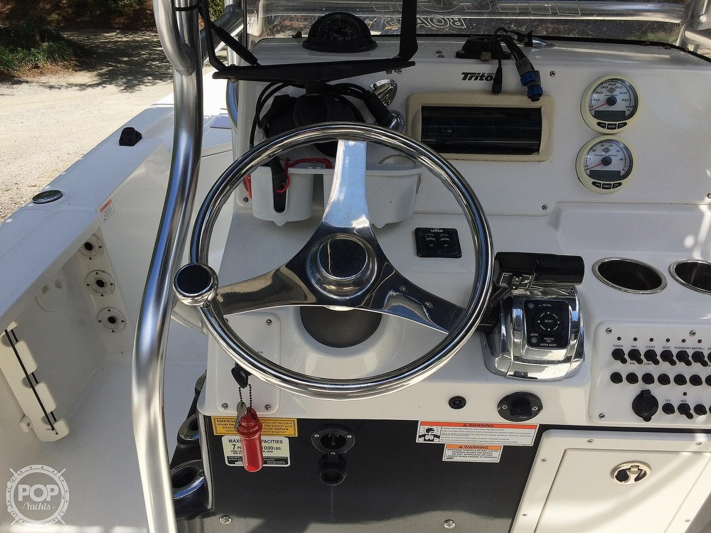 2009 Triton boat for sale, model of the boat is 240 LTS PRO & Image # 28 of 40