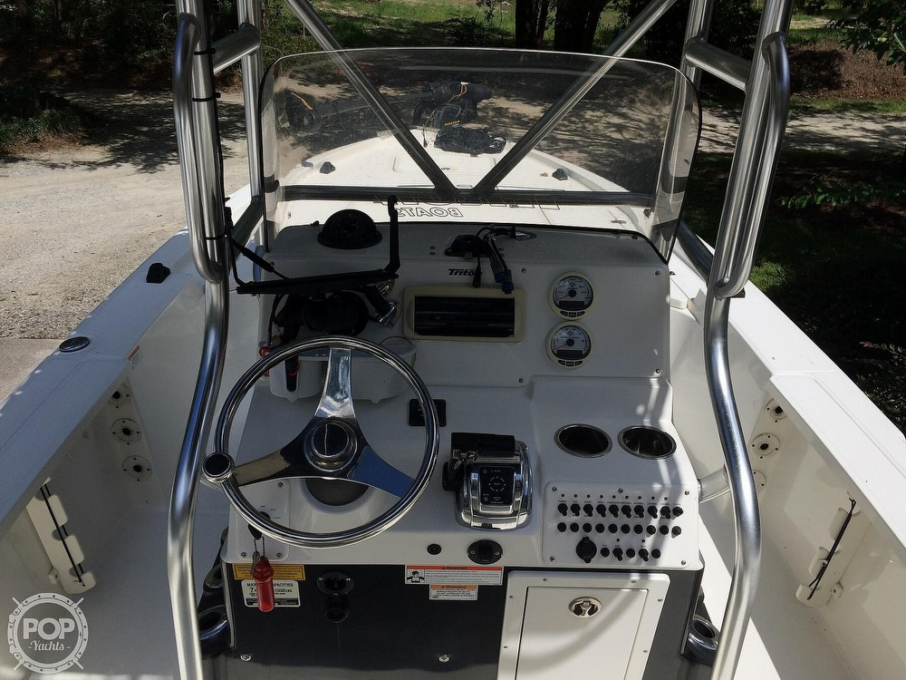 2009 Triton boat for sale, model of the boat is 240 LTS PRO & Image # 30 of 40