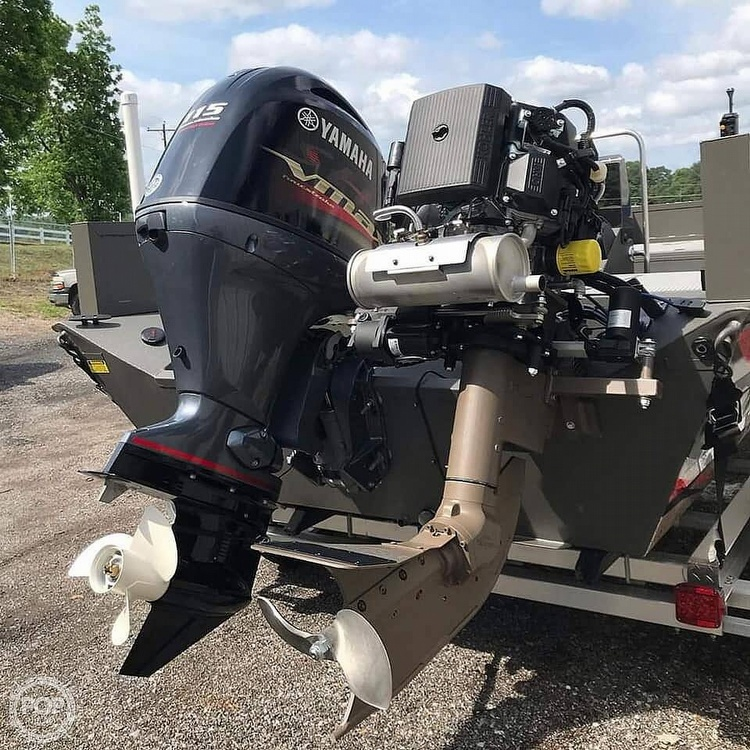 2019 Alweld boat for sale, model of the boat is 2070 bowfishing & Image # 7 of 22