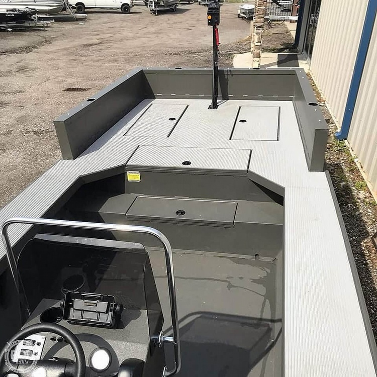 2019 Alweld boat for sale, model of the boat is 2070 bowfishing & Image # 12 of 22