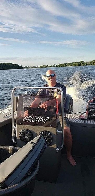 2019 Alweld boat for sale, model of the boat is 2070 bowfishing & Image # 14 of 22