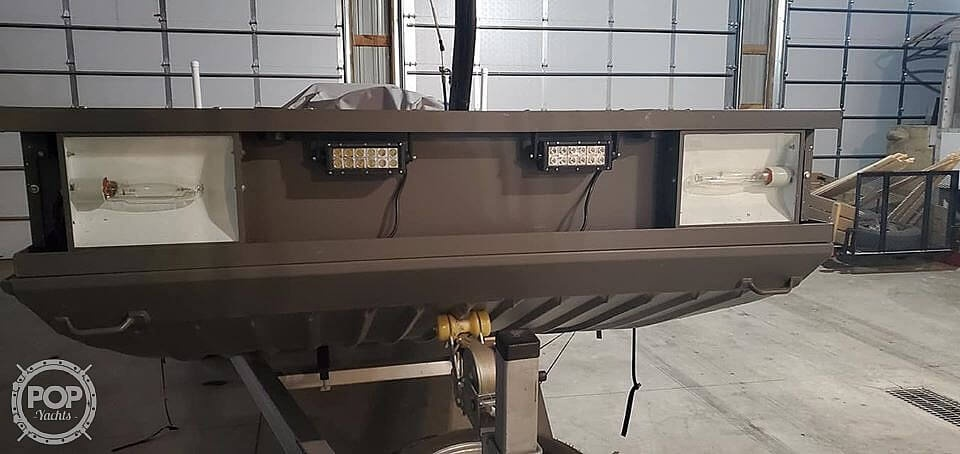 2019 Alweld boat for sale, model of the boat is 2070 bowfishing & Image # 16 of 22