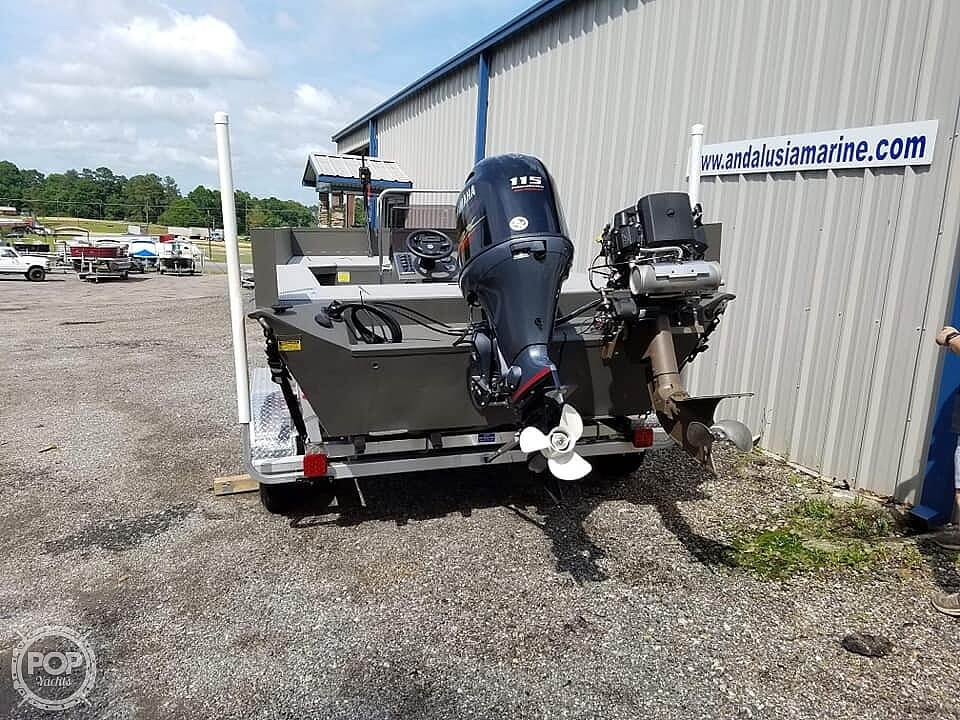 2019 Alweld boat for sale, model of the boat is 2070 bowfishing & Image # 18 of 22