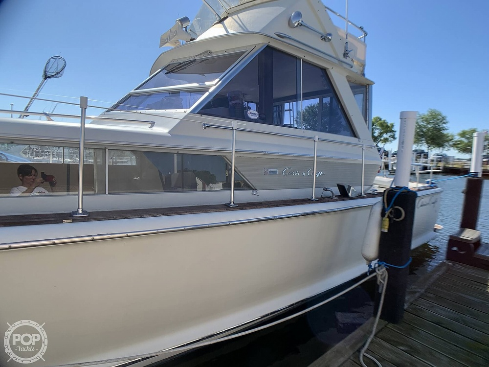 1969 Chris Craft boat for sale, model of the boat is 38 Commander & Image # 12 of 40