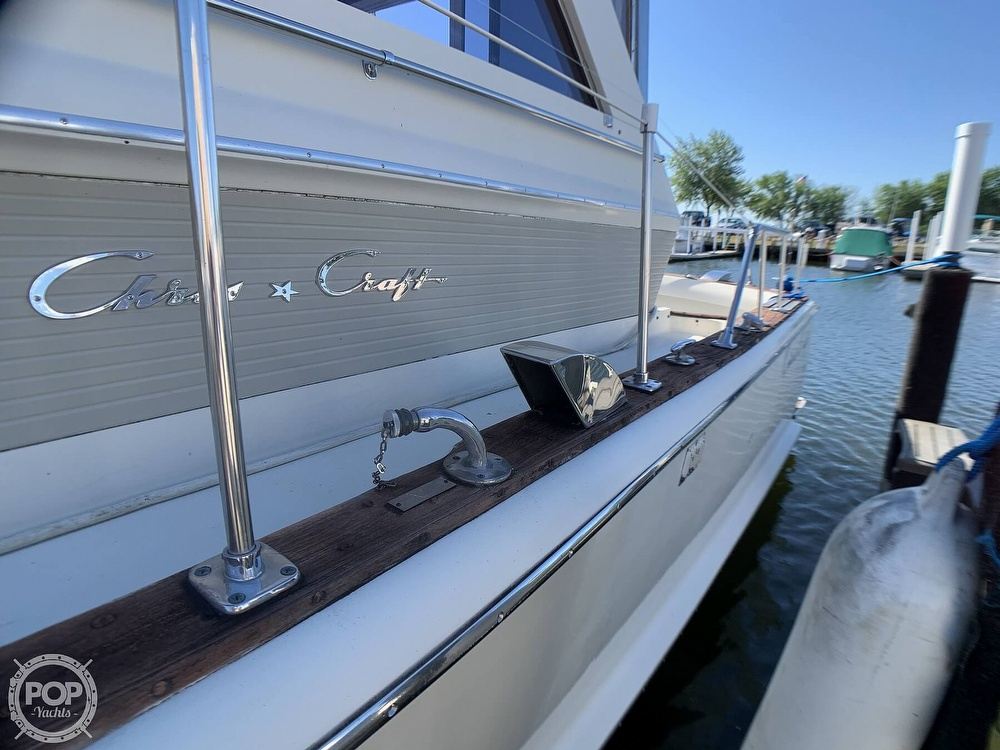 1969 Chris Craft boat for sale, model of the boat is 38 Commander & Image # 14 of 40