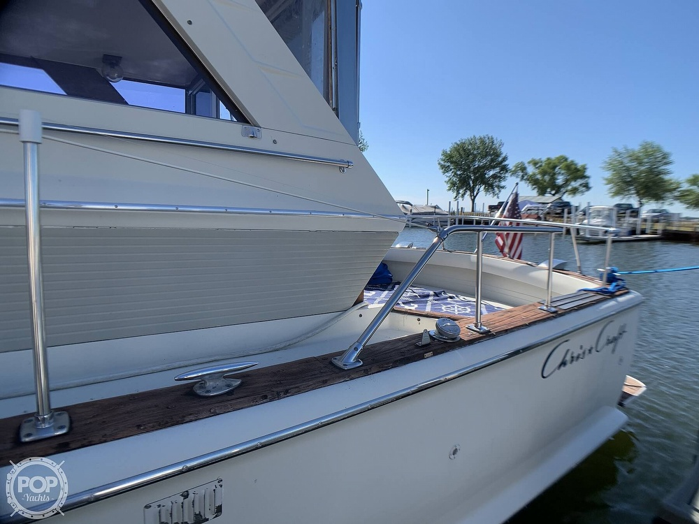 1969 Chris Craft boat for sale, model of the boat is 38 Commander & Image # 18 of 40