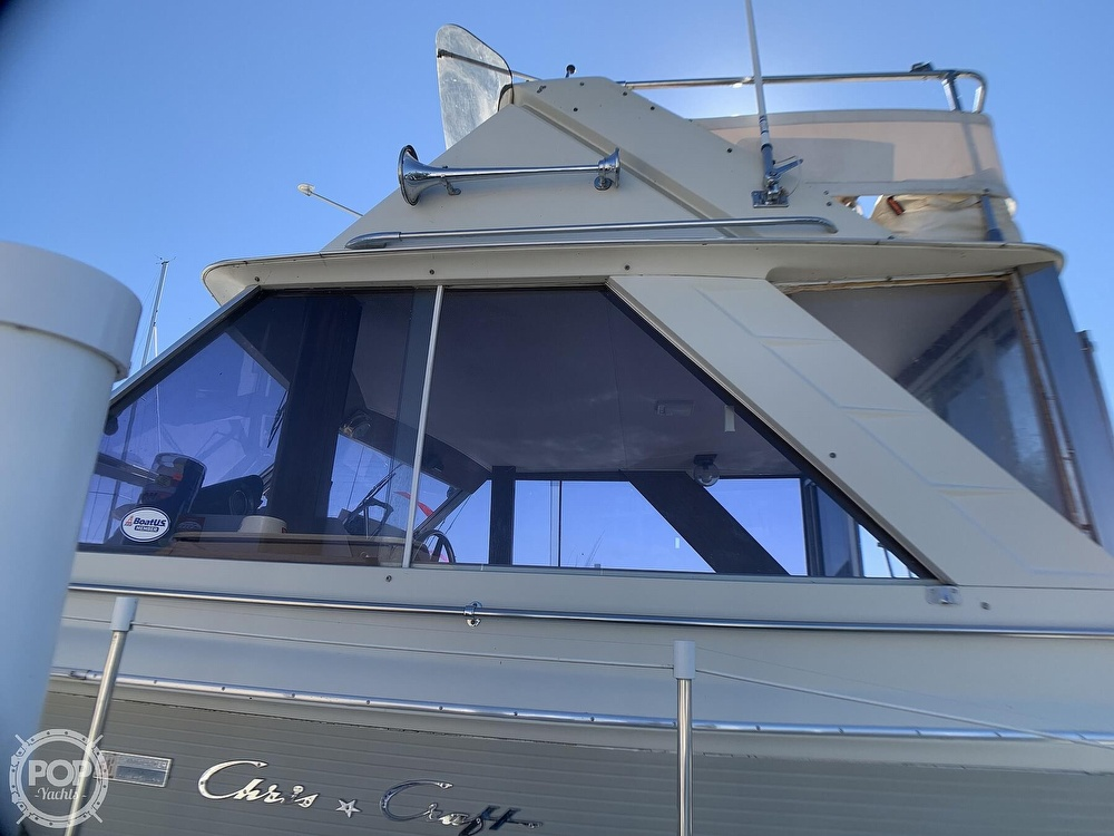 1969 Chris Craft boat for sale, model of the boat is 38 Commander & Image # 17 of 40