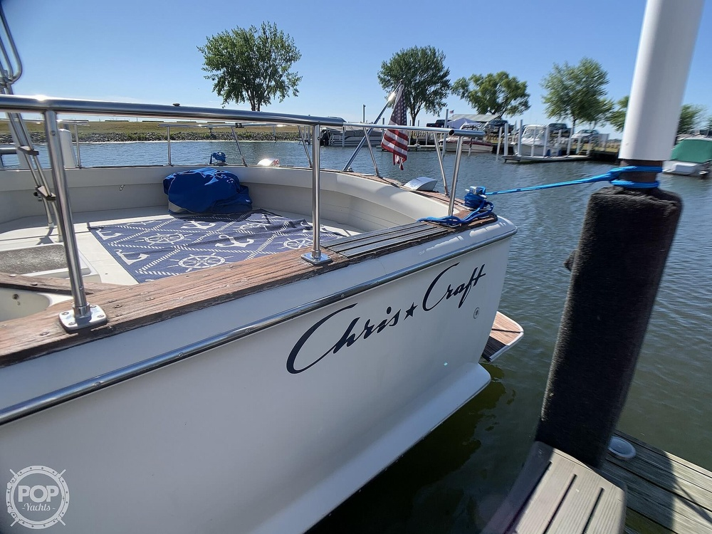 1969 Chris Craft boat for sale, model of the boat is 38 Commander & Image # 19 of 40